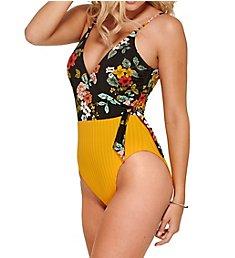 Everyday Sunday Sunday Style One Piece Swimsuit 0142