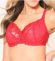 Fit Fully Yours Joyce See Thru-Lace Bra B2536