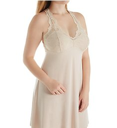 Fleur't Tank Dress with Matching High Waist Boyshort 6402