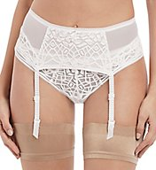 Freya Soiree Lace Suspender Belt AA5019