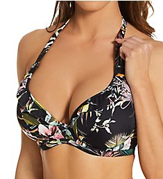 Freya Tahiti Nights Underwire Halter Bikini Swim Top AS0004