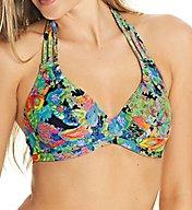 Freya Island Girl Underwire Banded Halter Swim Top AS2980