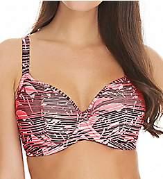 Freya Soul City Underwire Plunge Bikini Swim Top AS2987