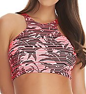 Freya Soul City Underwire High Neck Convertible Swim Top AS2988