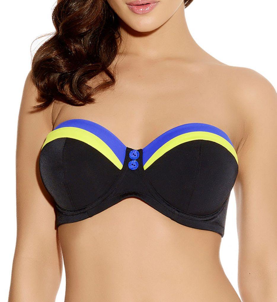 Freya Revival Underwire Bandeau Bikini Swim Top AS3211