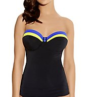 Freya Revival Underwire Bandeau Tankini Swim Top AS3221