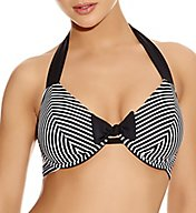 Freya Tootsie Underwire Bandless Halter Bikini Swim Top AS3601