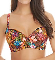 Freya Safari Beach Underwire Sweetheart Bikini Swim Top AS3721
