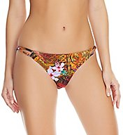Freya Safari Beach Tanga Twist Side Swim Bottom AS3725