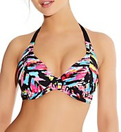Freya Venice Beach Underwire Halter Bikini Swim Top AS3765