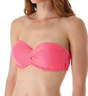Freya Horizon Underwire Twist Front Bandeau Swim Top AS3847