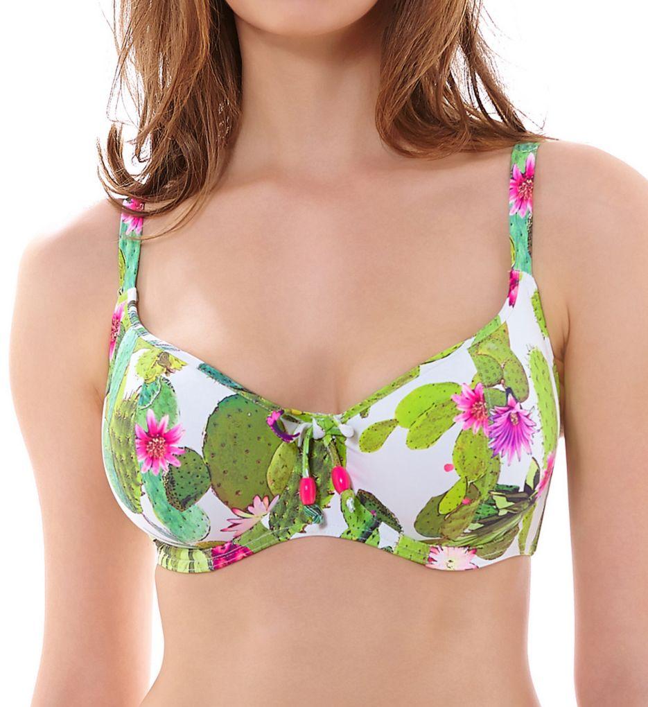 Freya Cactus Underwire Sweetheart Bikini Swim Top AS3880