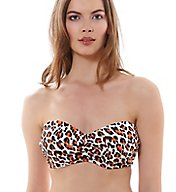 Freya Sabor Twist Front Bandeau Bikini Swim Top AS3893
