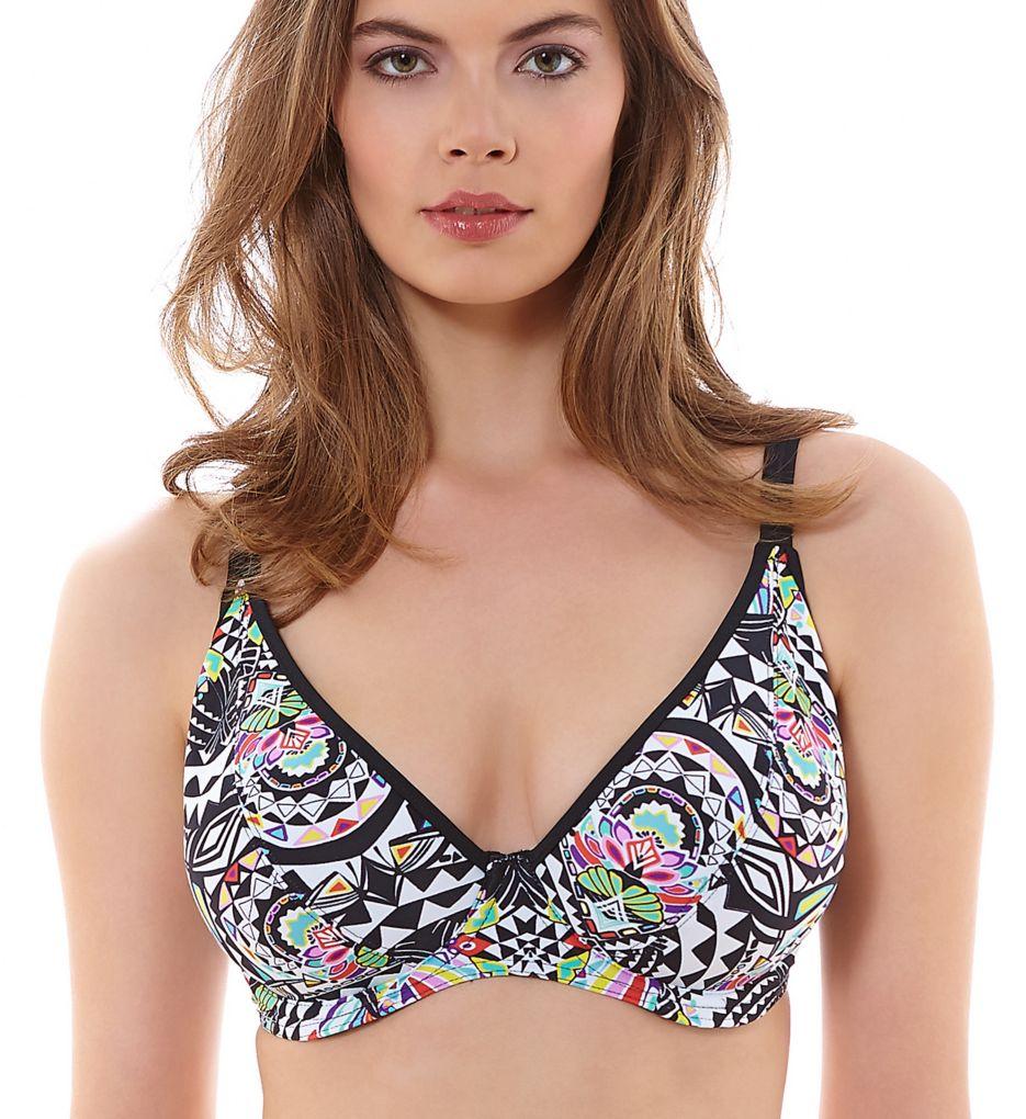 Freya Zodiac Underwire Plunge Bikini Swim Top AS3922