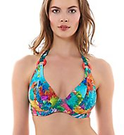 Freya Under the Sea Underwire Banded Halter Swim Top AS3928