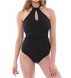 Freya Remix Underwire High Neck One Piece Swimsuit AS3948