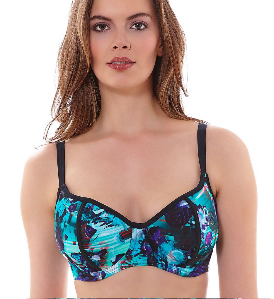 Freya Atlantis Underwire Sweetheart Bikini Swim Top AS3958