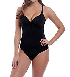 Freya Remix Underwire Multiway Plunge One Piece Swimsuit AS3981