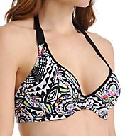 Freya Zodiac Banded Halter Bikini Swim Top AS3983