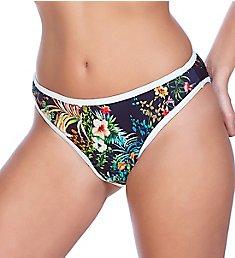 Freya Club Tropicana High Leg Brief Swim Bottom AS3995