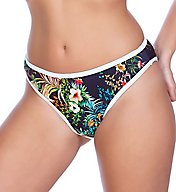 Freya Club Tropicana High Leg Brief Swim Bottom AS3995
