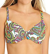 Freya New Wave Underwire Plunge Bikini Swim Top AS4041