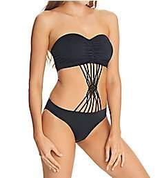 Freya Macrame Underwire Monokini One Piece Swimsuit AS4056