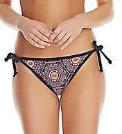 Freya Zeta Reversible Tie Side Brief Swim Bottom AS4488