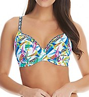 Freya Tropicool Underwire Plunge Bikini Swim Top AS4512
