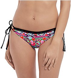 Freya Texas Rose Italini Tie Side Brief Swim Bottom AS4612
