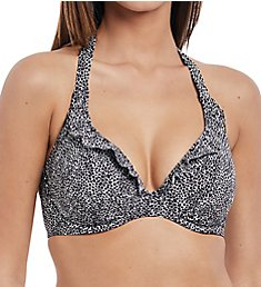 Freya Run Wild Underwire Halter Bikini Swim Top AS4614