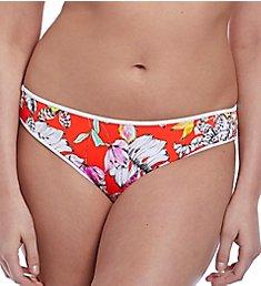 Freya Wild Flower Bikini Brief Swim Bottom AS5884
