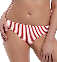 Freya Totally Stripe Bikini Brief Swim Bottom AS6553