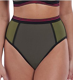 Freya Club Envy High Waist Brief Swim Bottom AS6825