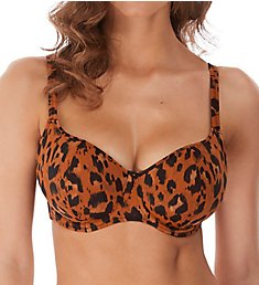 Freya Roar Instinct UW Sweetheart Padded Bikini Swim Top AS6980