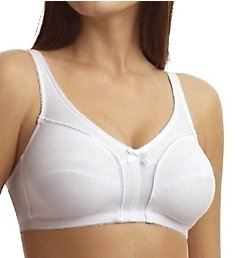 Fruit Of The Loom Seamed Wirefree Bra 96825