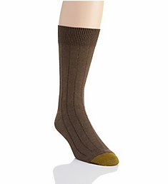 Gold Toe Ultra Soft Rib Crew Sock 2735S