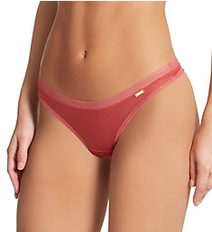 Gossard Glossies Sheer Thong 6276
