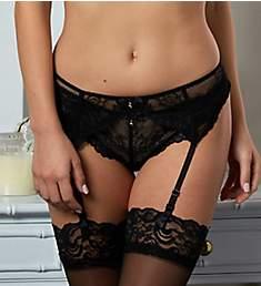 Gossard Lace Suspender Garter Belt 7712