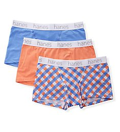 Hanes Classic Boxer Brief Panty - 3 Pack 45UCBB