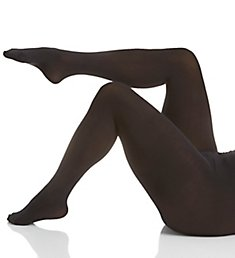 Hanes Curves Plus Size Blackout Tights HSP003
