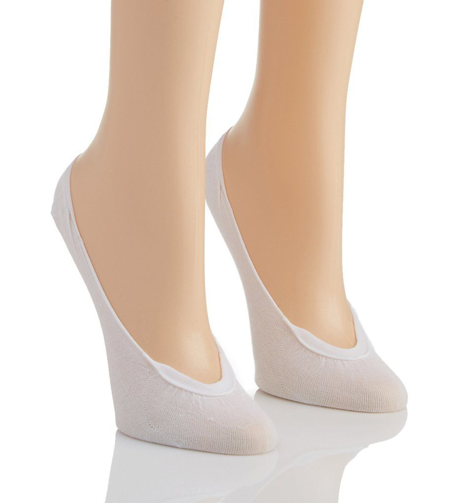 Hanes X-Low Cotton Foot Covers - 2 Pack HST002