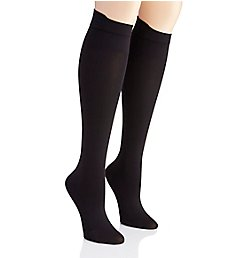 Hanes Perfect Socks Blackout Comfort Flex Band - 2 Pack HST013