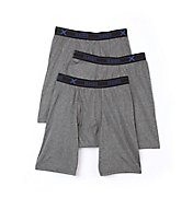 Hanes X-Temp Longer Leg Performance Boxer Brief - 3 Pack UPB3B3
