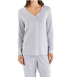 Hanro Elara Long Sleeve Pajama 76438