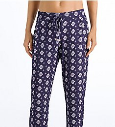 Hanro Sleep & Lounge Printed Knit Long Pant 77882