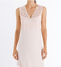 Hanro Moments Lace Tank Gown 77929