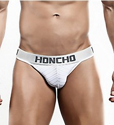 Honcho Striped Slip Thong HOK003