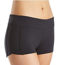 Jantzen Core Solids Dolphin Boyshort Swim Bottom S8023