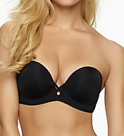 Jezebel Intrigue Convertible Strapless Double Push Up Bra 16023